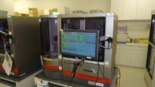 輸血検査用自動装置