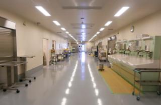 手術室中央通路