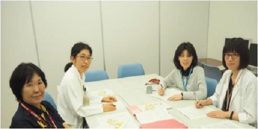女性医師働き方改革ワーキンググループメンバーの写真です
