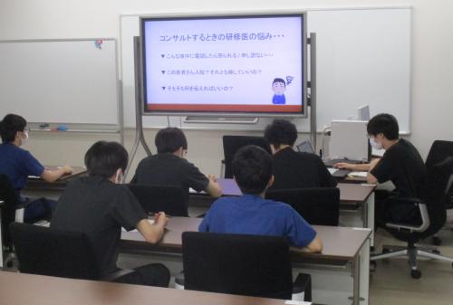 豊川医学講「コンサルト」の開催